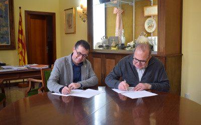 El Ajuntament y el Terracotta Museu firman un nuevo convenio colaborador con la Asociació de Ceramistes la Bisbal