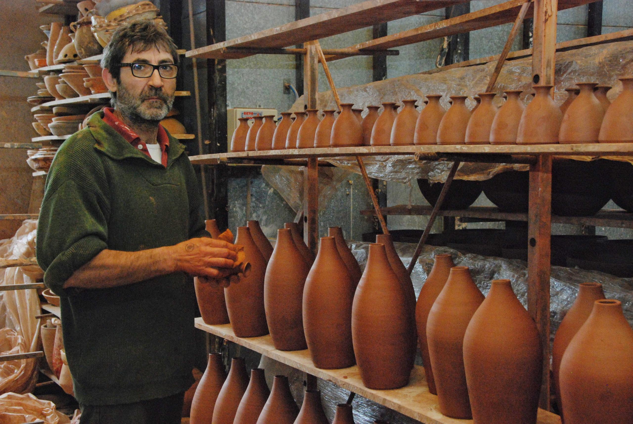 Pantaleu ceramica biabal tipic