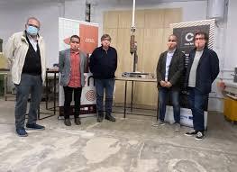 Presentació Biennal dedicada a la ceràmica 3D.