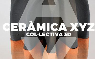 CERÀMICA X Y Z COL·LECTIVA 3D –  LA PEIXERA.